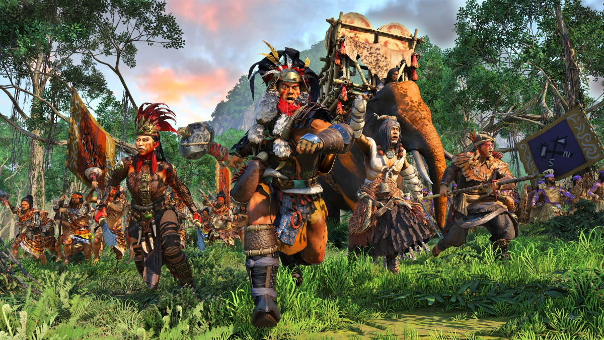 We played Total War: Three Kingdoms The Furious Wild DLC – Hands-on impressions