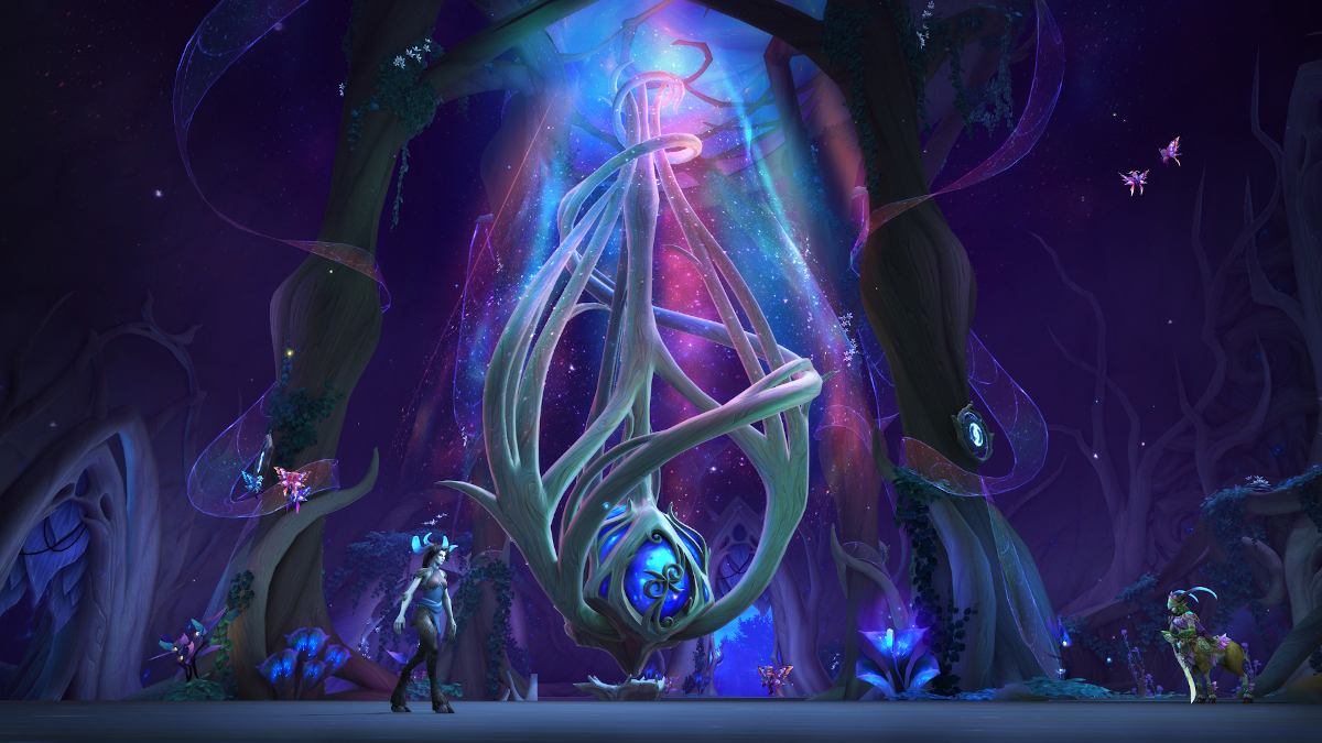 World of Warcraft: Shadowlands will remove burst cooldowns from global cooldown