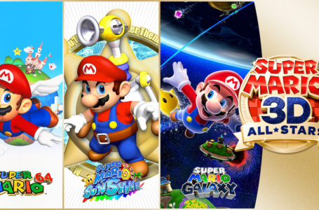 How to pre-order Super Mario 3D All-Stars – Release date, versions, bonuses