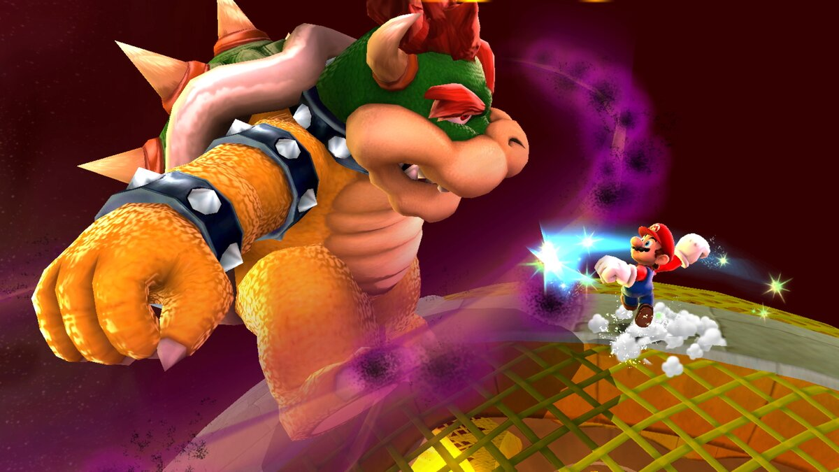 Are motion controls required for Super Mario Galaxy in Super Mario 3D All-Stars?
