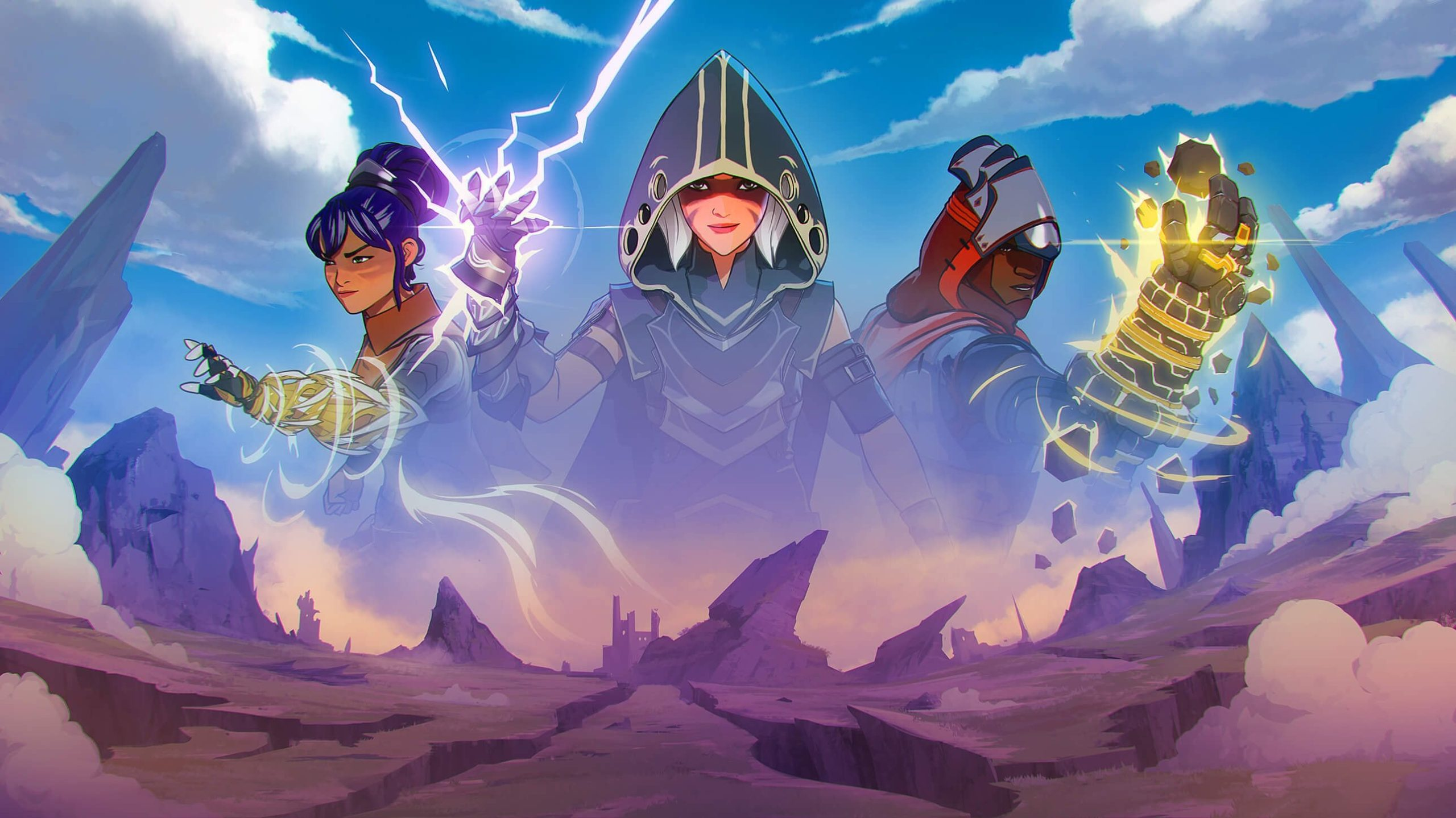 spellbreak full squad