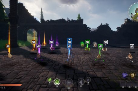 How amulets, belts and boots work in Spellbreak