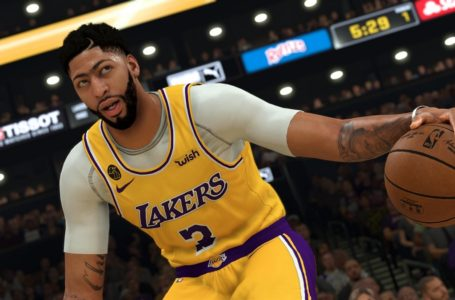 Is crossplay supported in NBA 2K21?