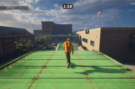 All textbook locations in School – Tony Hawk's Pro Skater 1+2
