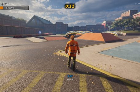 All bell locations in School in Tony Hawk's Pro Skater 1+2