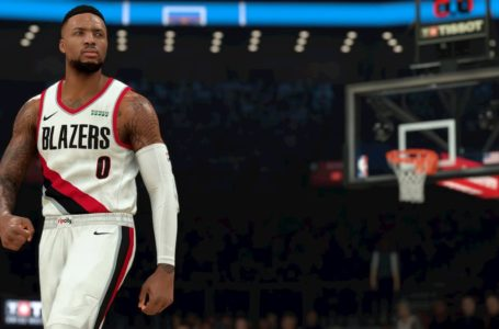 How to change the camera angle in NBA 2K21
