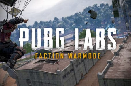 PUBG Faction War Mode Event