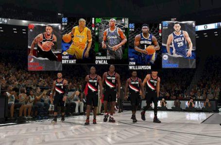 NBA 2K21 MyTeam locker codes (September 2020)