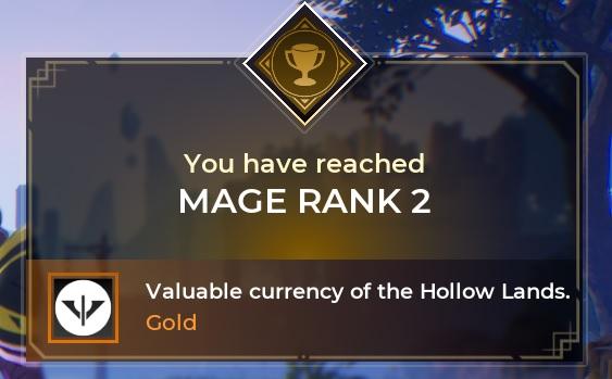 Gaining 50 gold