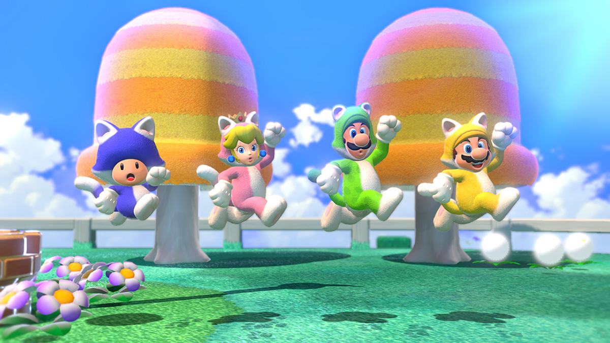 How to pre-order Super Mario 3D World + Bowser's Fury – Release date, versions, bonuses