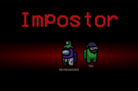 Tips for playing an Impostor in Among Us