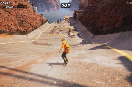 How to Madonna the Huge Water Hazard Gap in Downhill Jam in Tony Hawk's Pro Skater 1+2