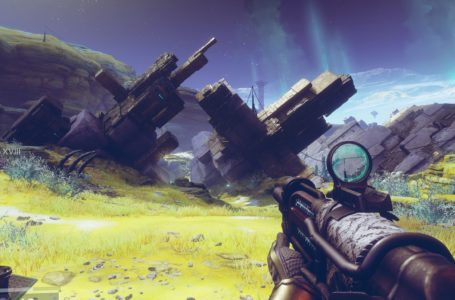 Where to find Barrism in the Sanctum of Bones Lost Sector on Io – Destiny 2 Observer Effect