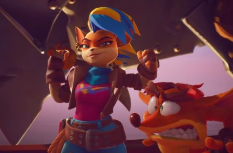 All playable characters in Crash Bandicoot 4: It's About Time – Crash, Neo, Tawna, and more