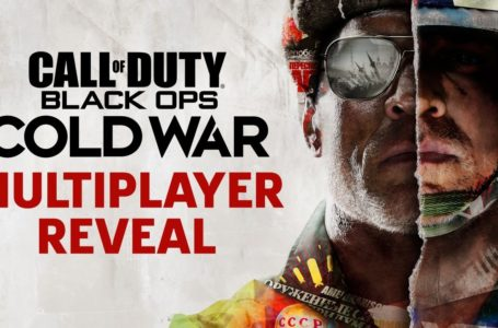 How to watch the Call of Duty: Black Ops Cold War multiplayer reveal