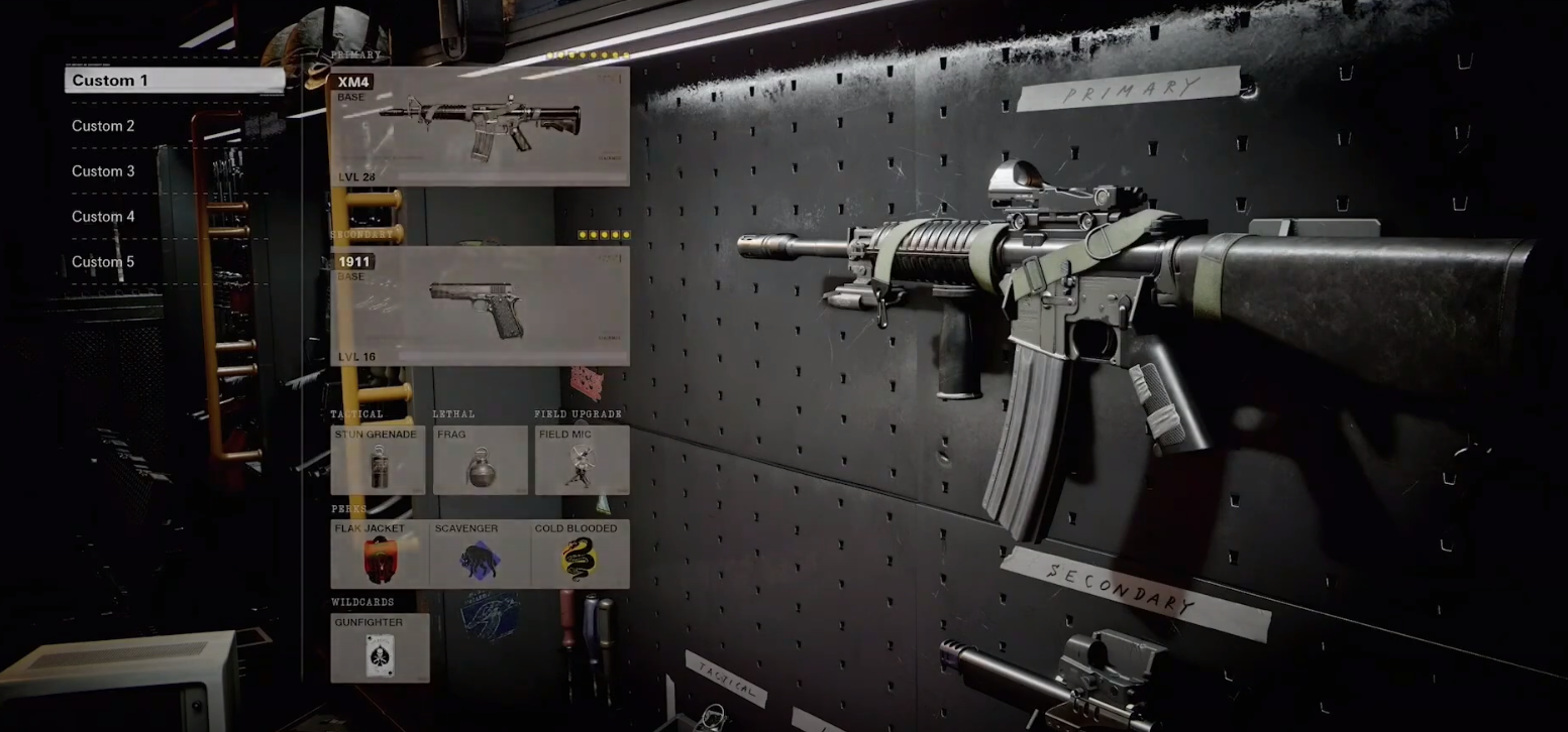 black ops cold war weapons list revealed