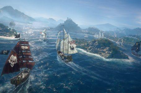 "Ubisoft provides Skull & Bones update, says the game ""evolved from its original idea"""