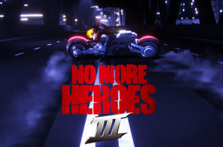 What is the release date for No More Heroes III?