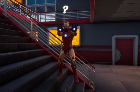 Where to eliminate Iron Man at Stark Industries in Fortnite Chapter 2 Season 4