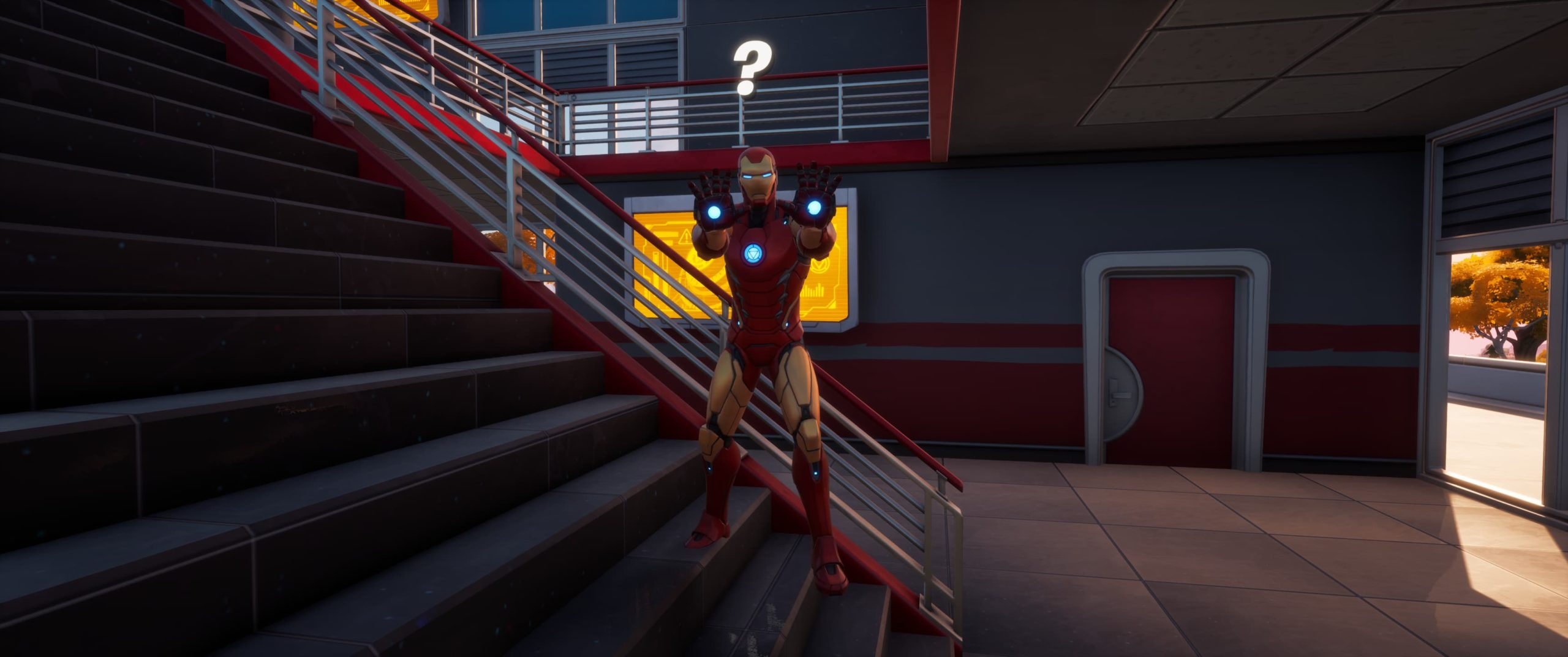 Where To Eliminate Iron Man At Stark Industries In Fortnite Chapter 2 Season 4 Gamepur Tony stark is part of the iron man set! fortnite chapter 2 season 4