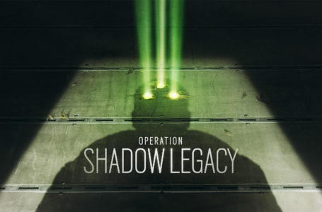 Rainbow Six Siege Shadow Legacy patch drops early