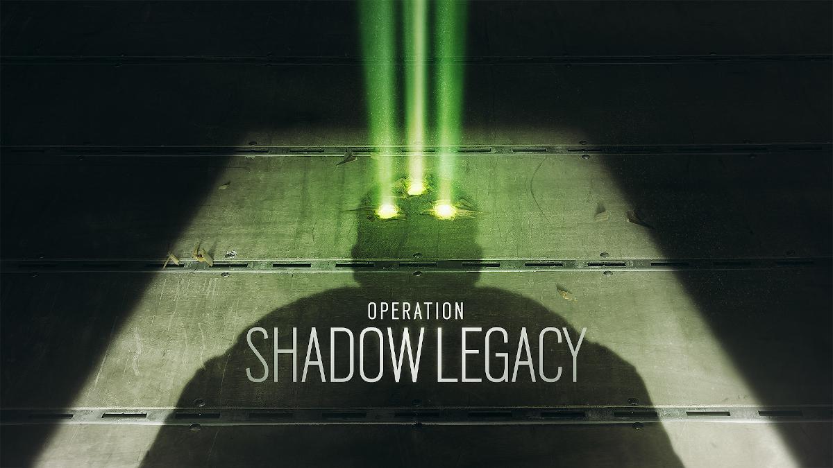 Rainbow Six Siege Shadow Legacy patch drops early