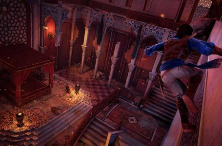 When is the release date for Prince of Persia: The Sands of Time remake?