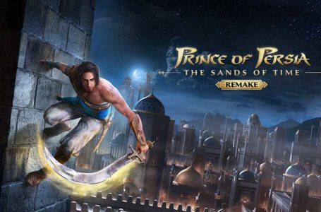 What is the release date of Prince of Persia: The Sands of Time Remake?