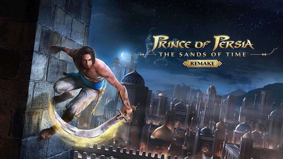 Is Prince of Persia: The Sands of Time remake coming to Nintendo Switch?