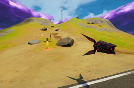How to find and destroy Gatherer Drones in Fortnite