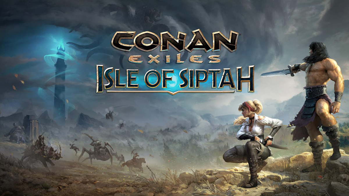 Conan Exiles: Isle of Siptah expansion – Release date, new map, modding, dungeons
