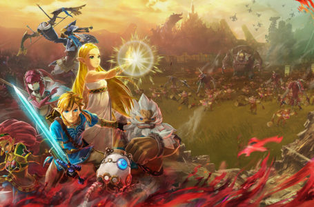 Hyrule Warriors: Age of Calamity's full roster