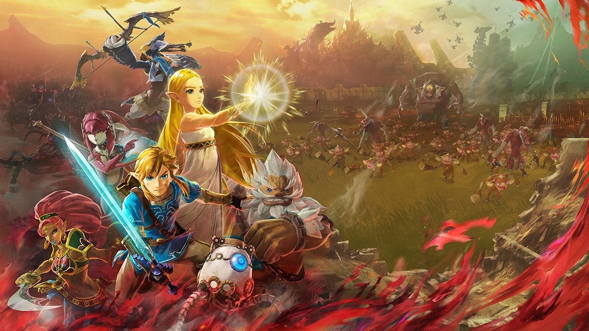 How to pre-order Hyrule Warriors: Age of Calamity – Release date, versions, bonuses