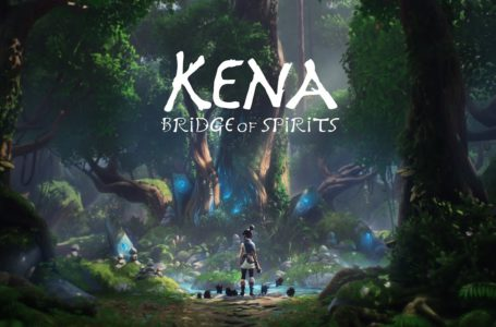 What is the release date for Kena: Bridge of Spirits?