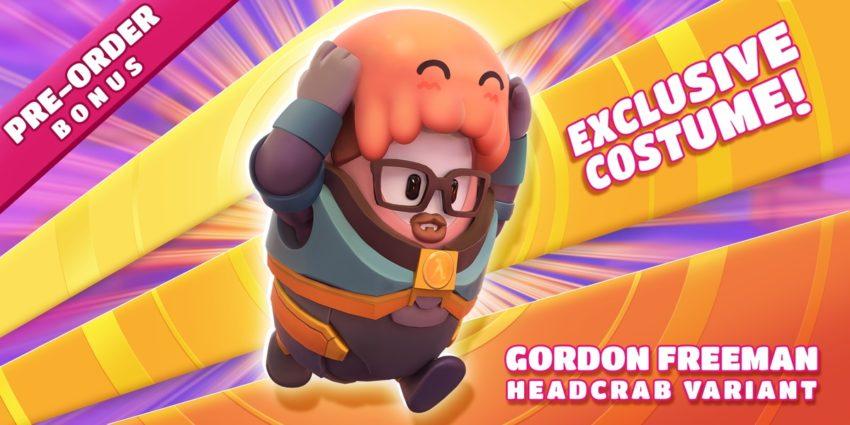Gordon headcrab