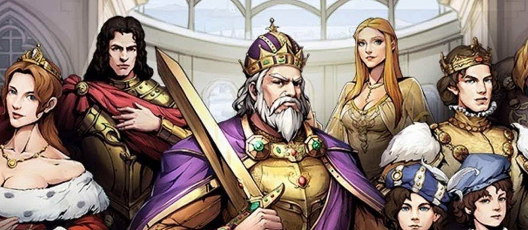 How to get every Maiden in King's Throne: Game of Lust