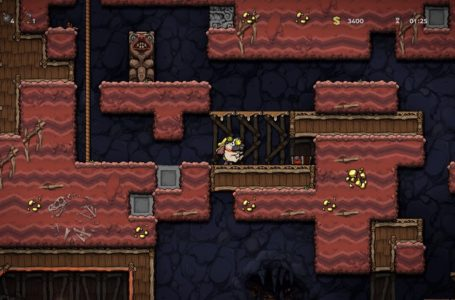 How to save the dog in Spelunky 2
