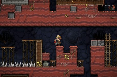 How to ride a turkey and double jump in Spelunky 2