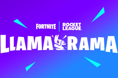 How to get free Fortnite rewards in Fornite X Rocket League Llama-Rama