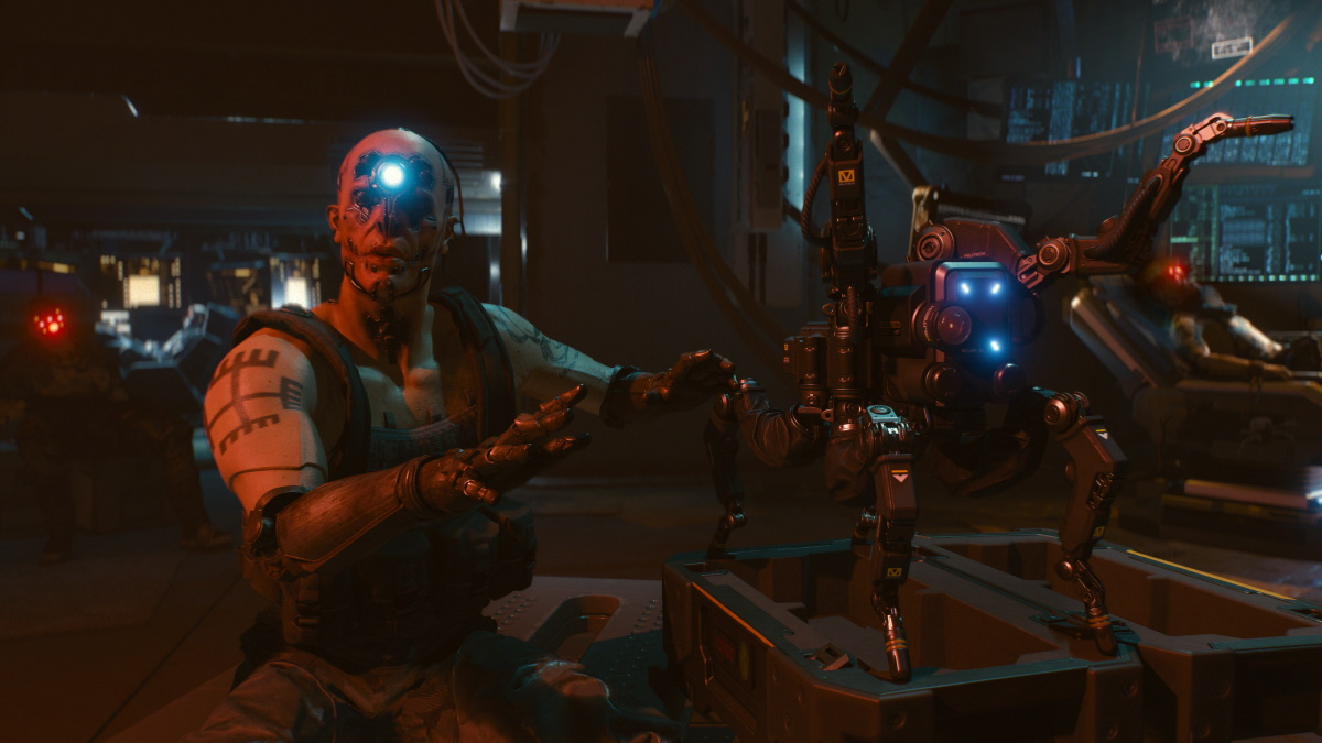 Cyberpunk 2077 Delayed to December
