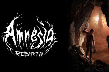 What is the release date for Amnesia Rebirth?