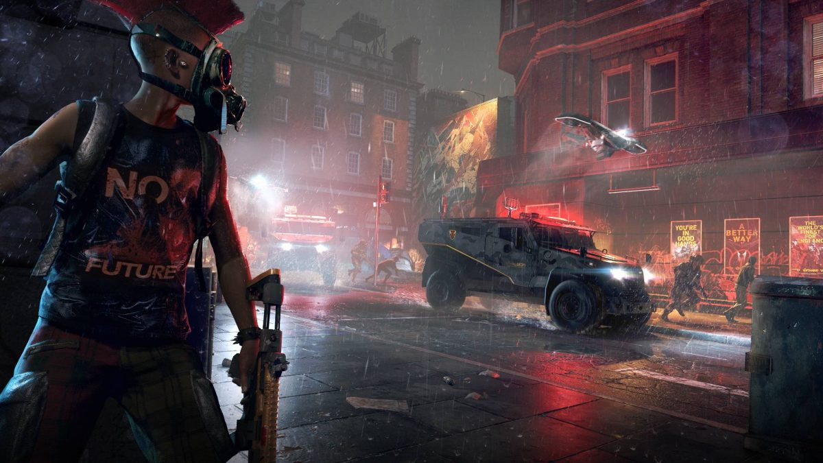 Watch Dogs: Legion – Minimum & Recommended System requirements