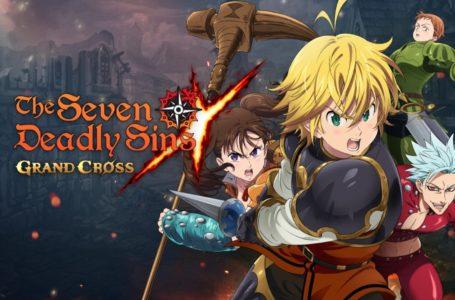 Best team in Seven Deadly Sins: Grand Cross