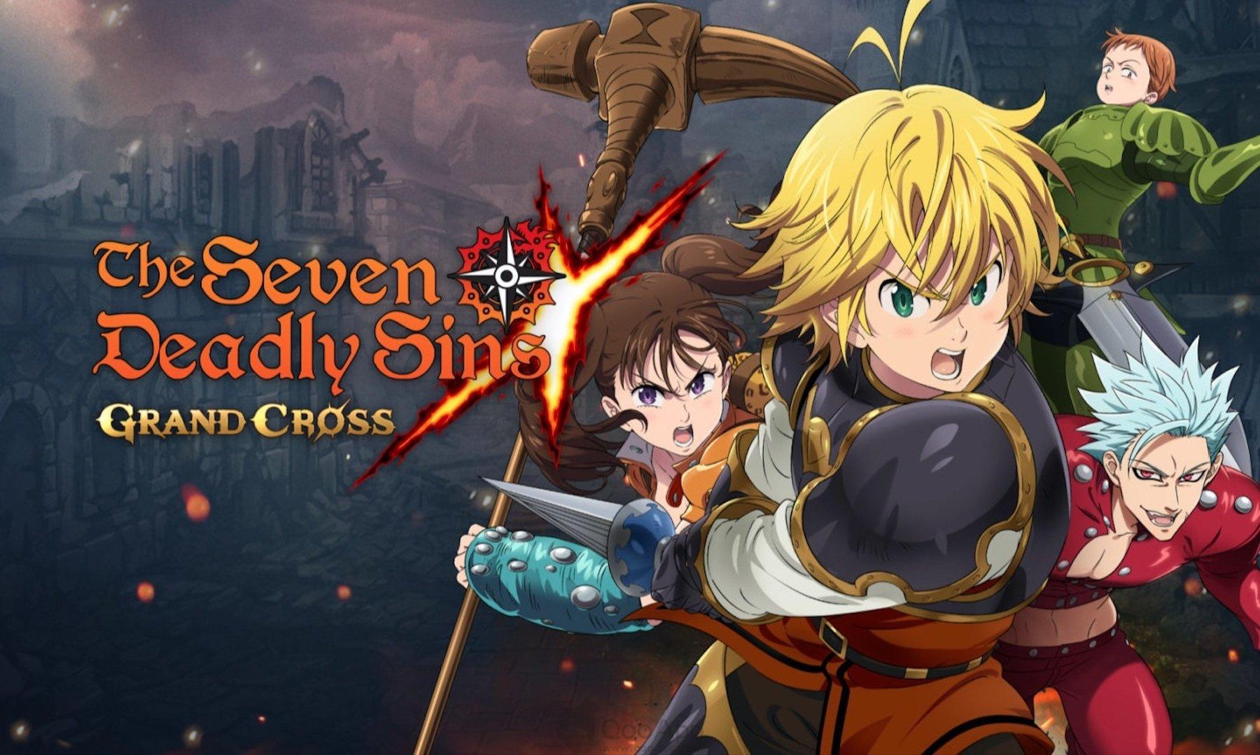 Best team in The Seven Deadly Sins: Grand Cross