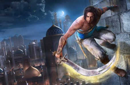 What makes the original Prince of Persia: The Sands of Time so special?