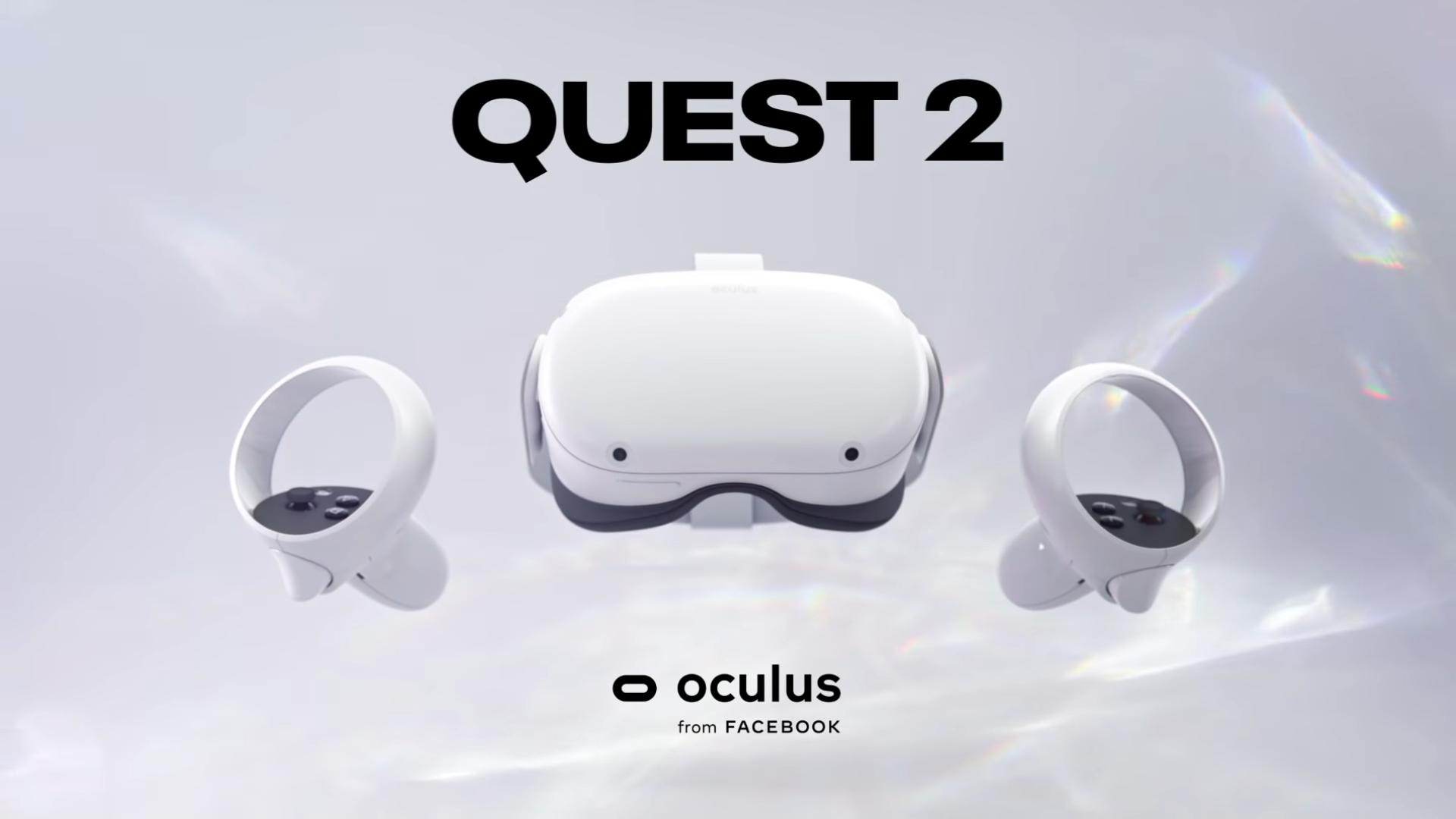 Oculus Quest 2 reveal video leaked by Facebook boasts 'almost 4K display'