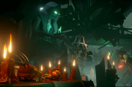 How to find Ritual Skulls in Sea of Thieves