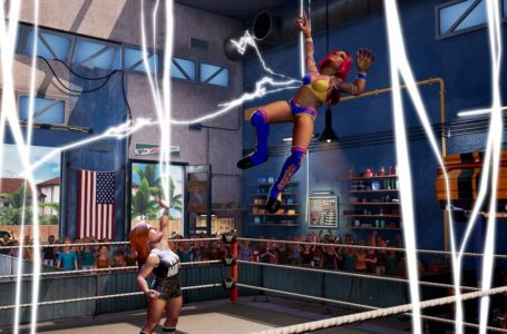 WWE 2K Battleground classes, explained
