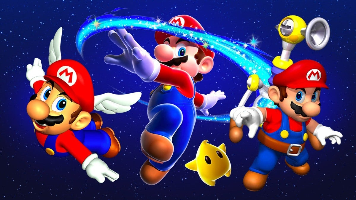 How to get the Shoot into the Wild Blue Star in Super Mario 64