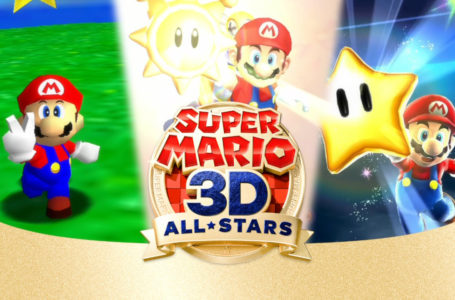 Why is Super Mario 3D All-Stars crashing?